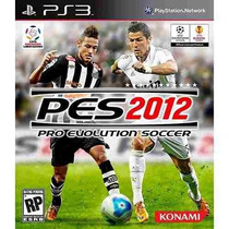 Playstation 3 - Pes 12 - Pes 2012 - Pro Evolution Soccer 12