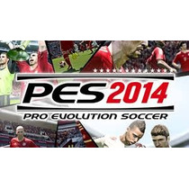 Pes 14 2014 Pro Evolution Soccer 2014 + Packs Camisas Times