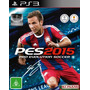 Pes 2015 Ps3 Pro Evolution Soccer 2015 15 Portugues Original
