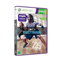 Kinect Nike Fitness Xbox 360