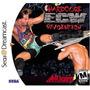 Hardcore Ecw Revolution - Sega Dreamcast Original Seminovo!
