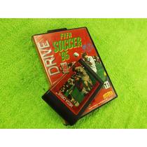 Cartucho Fita Fifa Soccer 95 Mega Drive Na Caixa Original
