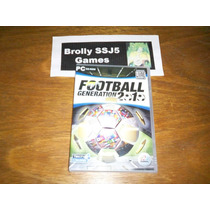 Football Generation 2010 Original Lacrado Computador Game