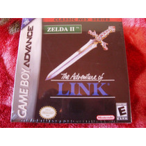 Zelda Link Original Fita Americana Lacrada Raridade Gba,dsl