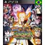 Naruto Shippuden Ult Ninja Storm Revolution Ps3 Português