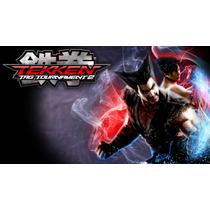 Tekken Tag Tournament 2 + Street Fighter X Tekken + Brin Ps3