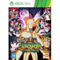 Naruto Shippuden - Ultimate Ninja St Revolution + Dlc - X360