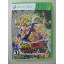 Dragon Ball Z Ultimate Tenkaichi - Sedex A Partir De R$ 9,99