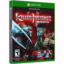 Jogo Killer Instinct Xbox One - Pacote Combo Breaker