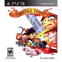 Fairytale Fights Ps3 Envio Imediato, Aceito Sedex A Cobrar
