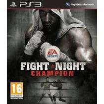Fight Night Champion Ps3 - Aceito Trocas