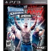 Jogo Lacrado Smackdown Vs Raw 2011 Playstation 3