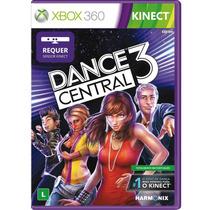 Dance Central 3 - Xbox 360 (em Português)
