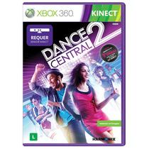 Jogo Dance Central 2 Xbox 360- Totalmente Português