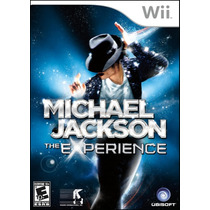 Michael Jackson: The Experience Wii Ubi