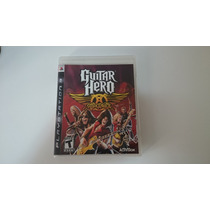 Guitar Hero Aerosmith - Ps3