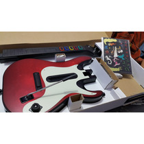 Guitar Hero Ps3 Warriors Of Rock Playstation Guitarrabateria