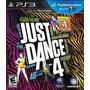 Just Dance 4 Move Em Português Pronta Entrega E-sedex