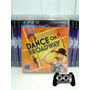 Dance On Broadway - Ps3 - Novo - Lacrado - Ps Move - Dança