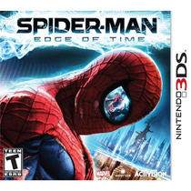 Spider-man Edge Of Time N3ds
