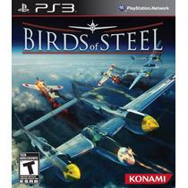 Jogo Semi Novo Birds Of Steel Da Konami Para Playstation Ps3