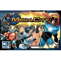 3d&t Alpha - Mega City