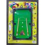 Jogo De Bilhar Infantil - Pica-pau Ref:298