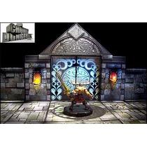 Cenário - Chunky Dungeon P/ Rpg, Wargame,tabuleiros, Mage K.