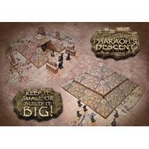 Cenário Em Papercraft - Pharaoh P/ Rpg, Wargame, Tabuleiros