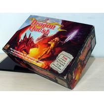 Rpg Jogo Tabuleiro Dungeons & Dragons Dragon Quest Em Inglês