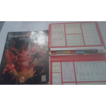Rpg - Dungeons & Dragons Boardgame (tabuleiro) Incompleto