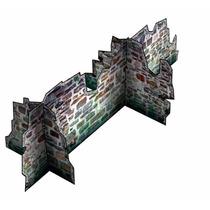 Cenário - Ruinas P/ Wargame, Dungeons, Rpg, Tabuleiro, Magek