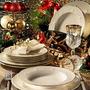 Aparelho De Jantar Porcelana/ Mitterteich Fulya Cream