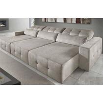 Sofa Retratil - Catraca No Encosto Sob Medida !!!