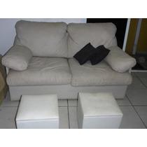 Sofa Cama 2 Lugares Courino