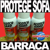 Spray Impermeabilizante Scotchgard 3m Protege Sofá E Cadeira