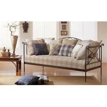 Sofa Em Ferro 3 Lugaes
