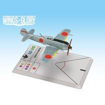 Ki-84 (fujimoto) - Wings Of Glory / War Jogo 2a. Guerra