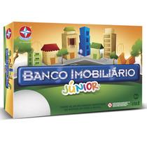 Jogo Banco Imobiliário Junior - Estrela