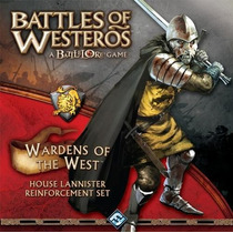 Wardens Of The West - Expansão Jogo Battles Of Westeros Ffg