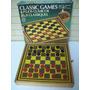 Brinquedo Antigo Estrela Jogo Classic Games Madeira Ano70/80