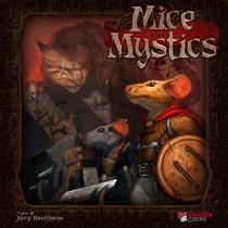 Mice And Mystics - Jogo De Tabuleiro Importado - Plaid Hat