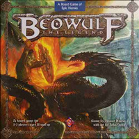 Beowulf: The Legend - Jogo Importado Ffg Fantasy Flight
