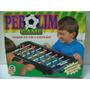 Brinquedo Antigo Braskit Jogo Pebolin Game Anos 90/00