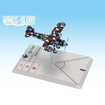 Cr.42 Falco (gressler) Wings Of Glory / War Jogo 2a. Guerra
