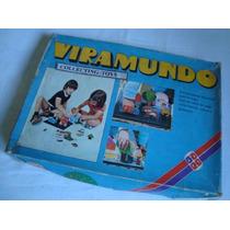 Vira Mundo - Brincar, Colorir E Desenhar - Infantil - Grow