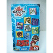 Brinquedo Antigo Jak Jogo Da Memoria Bakugan Anos 00/10