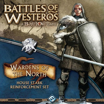 Wardens Of The North - Expansão Jogo Battles Of Westeros Ffg