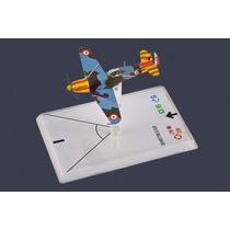 Dewoitine D.520 (le Gloan) Wings Of War Jogo 2a. Guerra Ffg