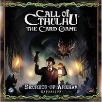Secrets Of Arkham Call Of Cthulhu Lcg - Jogo Importado - Ffg
